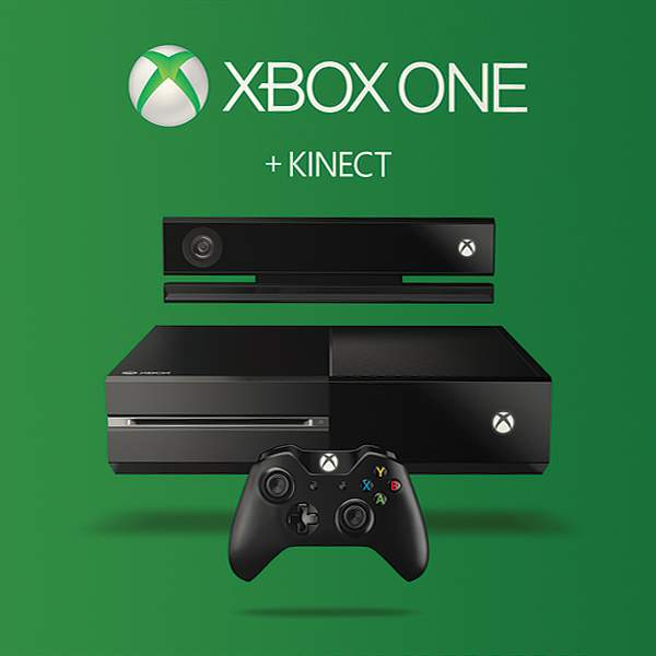 Xbox One 500GB + Kinect + Dance Central: Spotlight