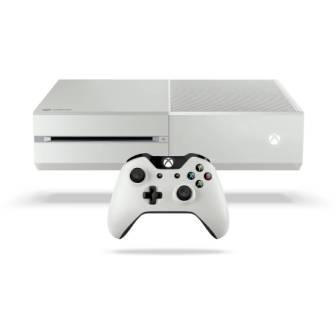 Xbox One 500GB, white - Použitý tovar, zmluvná záruka 12 mesiacov