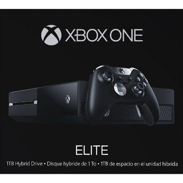 Xbox One Elite 1TB Hybrid Drive - BAZÁR (použitý tovar , zmluvná záruka 12 mesiacov)