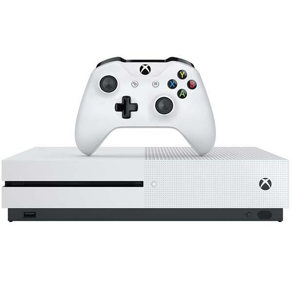 Xbox One S 1TB - BAZÁR (použitý tovar , zmluvná záruka 12 mesiacov)