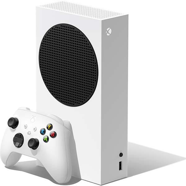 Xbox Series S - BAZÁR (použitý tovar , zmluvná záruka 12 mesiacov)