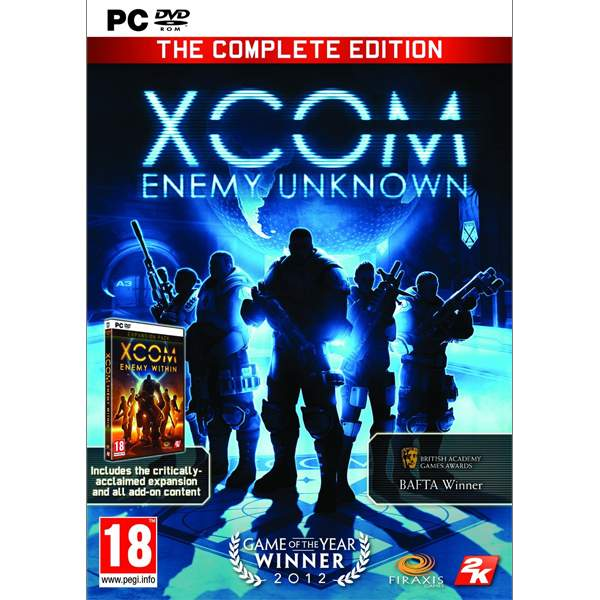 XCOM: Enemy Unknown (The Complete Edition)