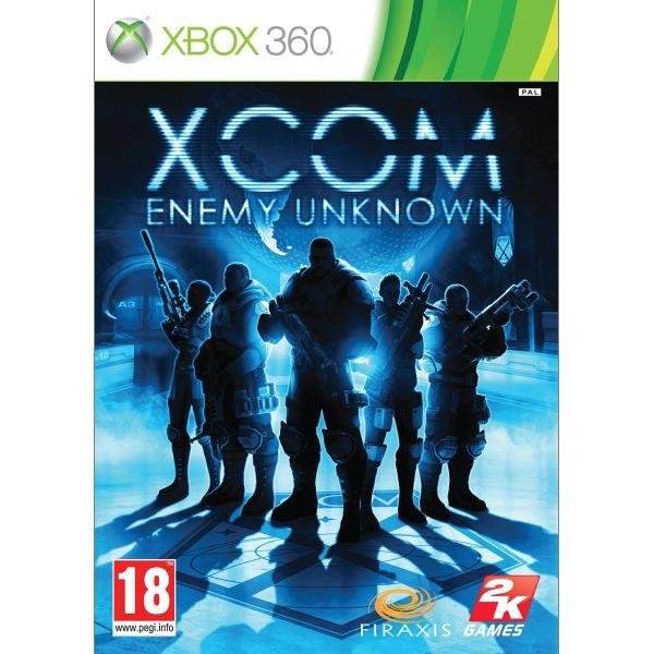XCOM: Enemy Unknown [XBOX 360] - BAZÁR (použitý tovar)