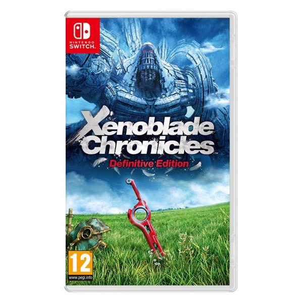 Xenoblade Chronicles (Definitive Edition) [NSW] - BAZÁR (použitý tovar)