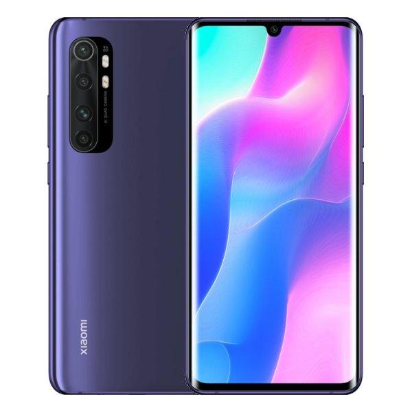 Xiaomi Mi Note 10 Lite, 6/128GB, Violet 6941059641643