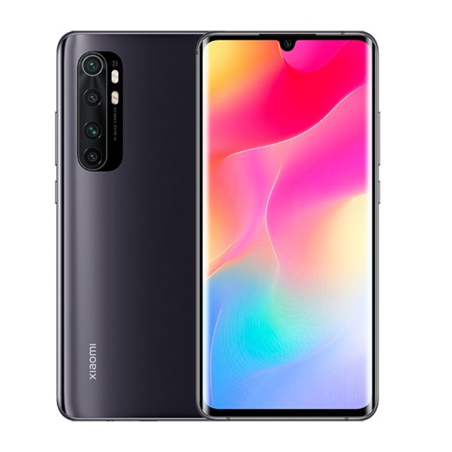 Xiaomi Mi Note 10 Lite, 6/64GB, Grey 6941059641483
