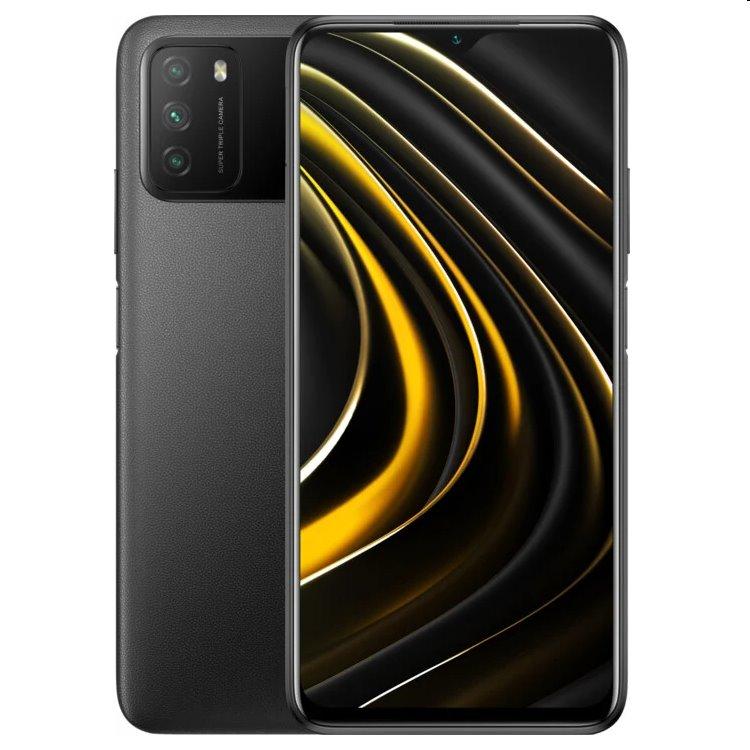 Xiaomi Poco M3, 4/128GB, black