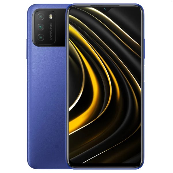 Xiaomi Poco M3, 4/64GB, blue