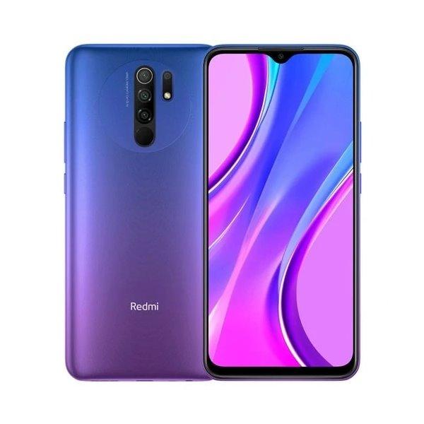 Xiaomi Redmi 9, 4/64GB, violet 6941059646099