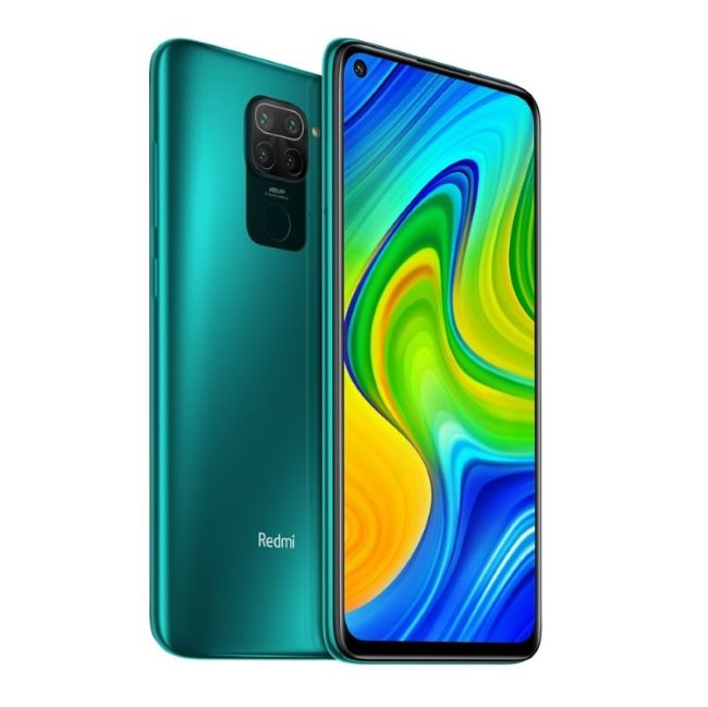 Xiaomi Redmi Note 9 3GB/64GB , green