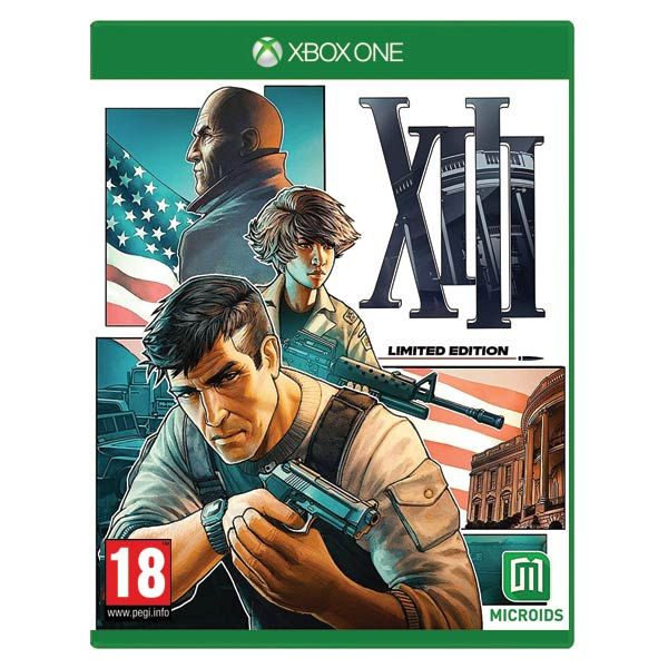 XIII (Limited Edition) XBOX ONE