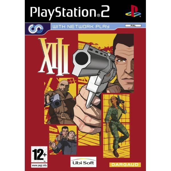 XIII [PS2] - BAZÁR (použitý tovar)