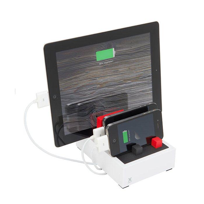 Xtorm Pixl Power - nabíjací USB Hub, White + Doprava zadarmo