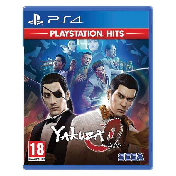 Yakuza 0 [PS4] - BAZÁR (použitý tovar)
