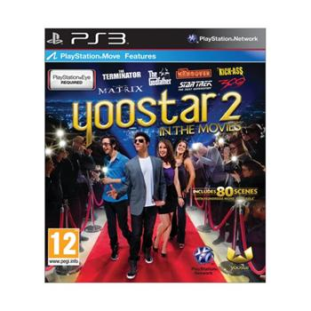 Yoostar 2: In the Movies [PS3] - BAZ�R (pou�it� tovar)