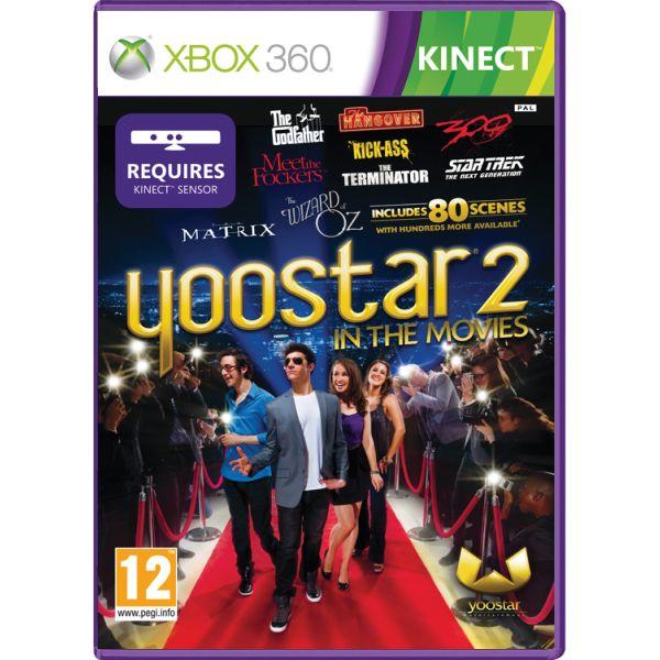 Yoostar 2: In the Movies [XBOX 360] - BAZÁR (použitý tovar)
