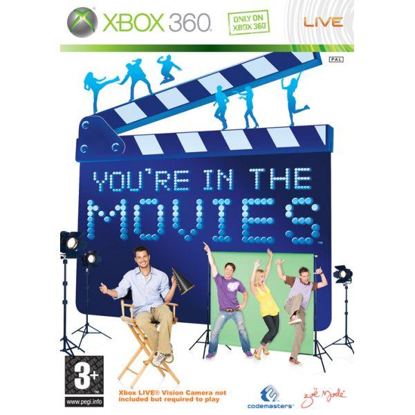 You're in the Movies [XBOX 360] - BAZÁR (použitý tovar)