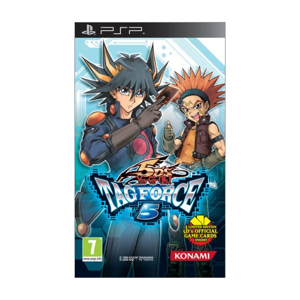 Yu-Gi-Oh! 5D�s Tag Force 5