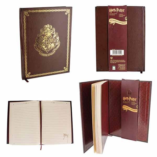 Zápisník Harry Potter - Cahier Hogwarts