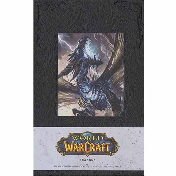 Zápisník World of Warcraft - Dragons