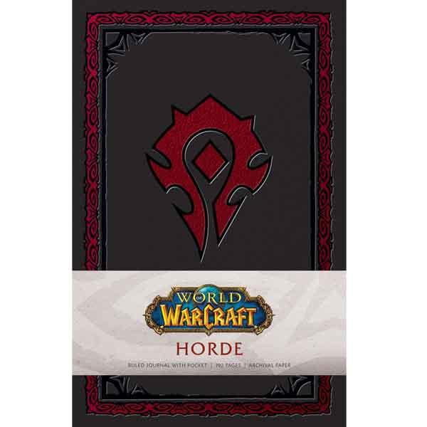Zápisník World of Warcraft - Horde