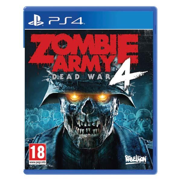 Zombie Army 4: Dead War [PS4] - BAZÁR (použitý tovar)