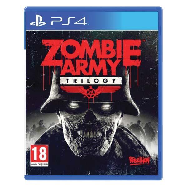 Zombie Army Trilogy [PS4] - BAZÁR (použitý tovar)