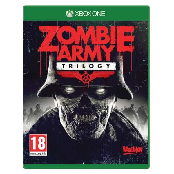 Zombie Army Trilogy [XBOX ONE] - BAZÁR (použitý tovar)