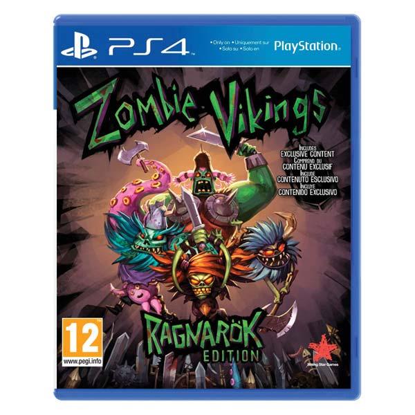 Zombie Vikings (Ragnarök Edition)