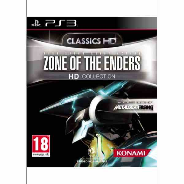 Zone of the Enders: HD Collection PS3