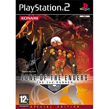 Zone of the Enders: The 2nd Runner [PS2] - BAZ�R (pou�it� tovar)
