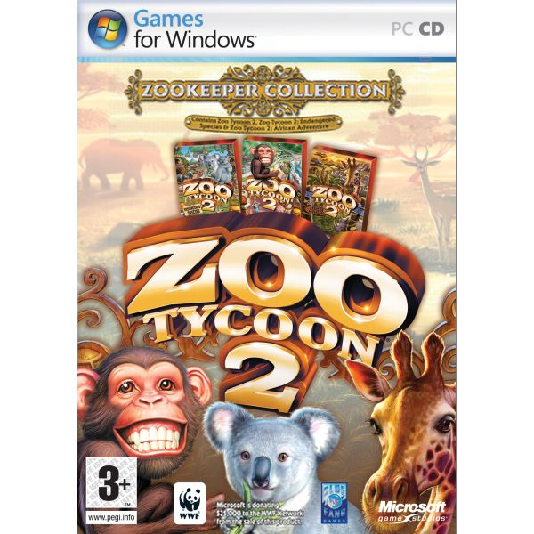Zoo Tycoon 2 (Zookeeper Collection)