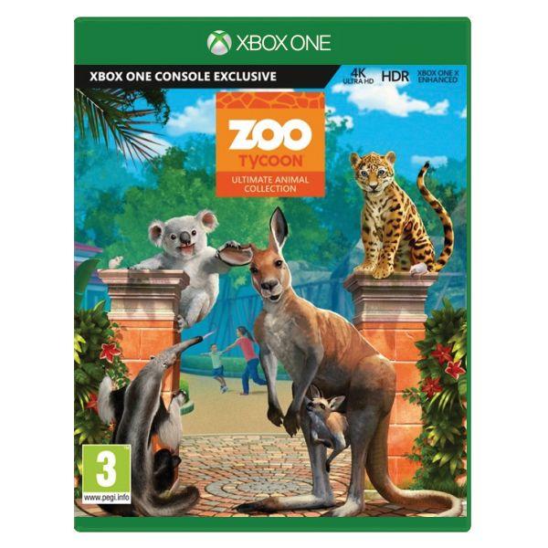 Zoo Tycoon (Ultimate Animal Collection) [XBOX ONE] - BAZÁR (použitý tovar)