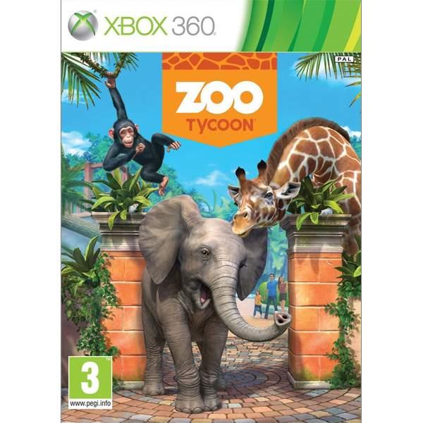 Zoo Tycoon [XBOX 360] - BAZÁR (použitý tovar)