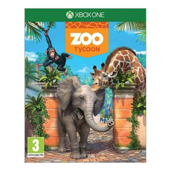 Zoo Tycoon [XBOX ONE] - BAZÁR (použitý tovar)
