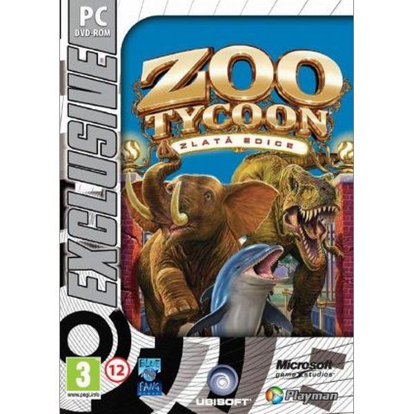 Zoo Tycoon (Zlatá Edícia)