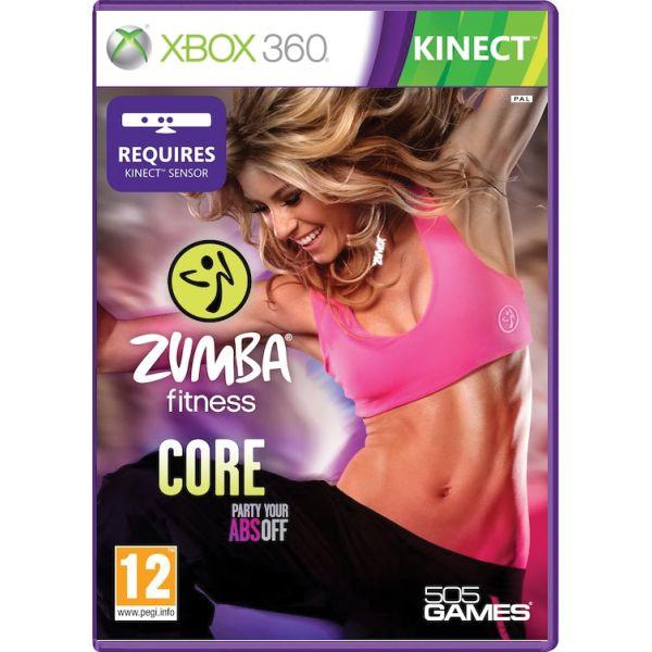 Zumba Fitness: Core [XBOX 360] - BAZÁR (použitý tovar)