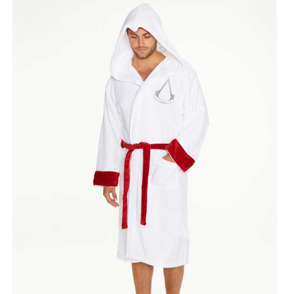 Župan Black Robe White (Assassin's Creed)