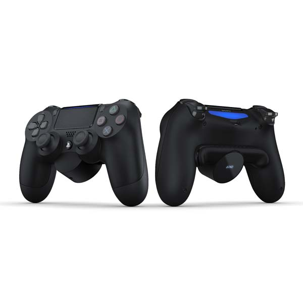 Sony DualShock 4 Back Button Attachment, black