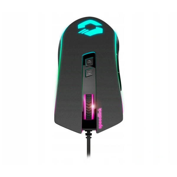Speedlink Orios RGB Gaming Mouse, black