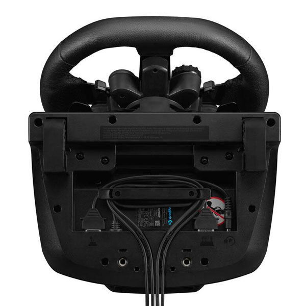 Logitech G923 Racing Wheel and Pedals pre PS4 a PC