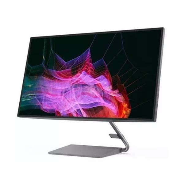 "Lenovo Q27h-10 27""QHD IPS 2560x1440 16:9 1000:1 350cd 6ms HDMI+DP+USB-C 3r."