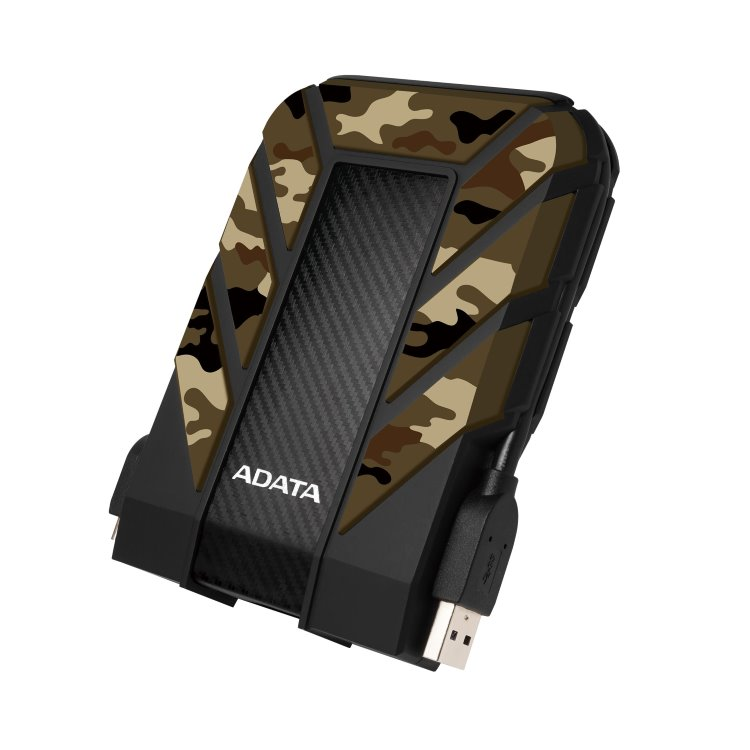 A-Data HDD HD710MP Military Pro, 2TB, USB 3.2 (AHD710MP-2TU31-CCF)