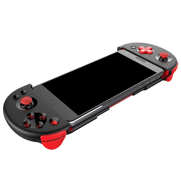 Bluetooth Gamepad iPega 9087S Red Knight Telescopic