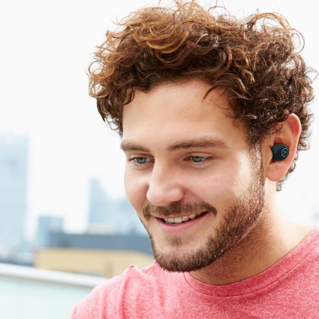 Bluetooth Stereo Headset LAMAX Dots1