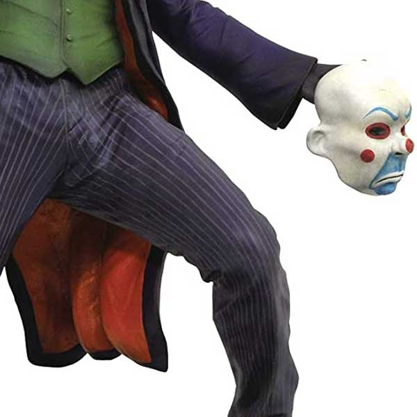 Figúrka DC Movie Gallery Dark Knight Joker PVC Diorama