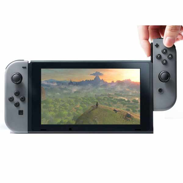 Nintendo Switch, grey