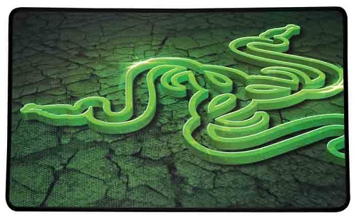 Razer Goliathus Large Essential Soft Gaming Mouse Mat, speed edition