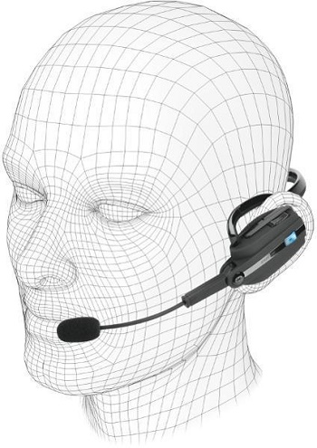 Speed-Link Argos Backheadset Bluetooth, black
