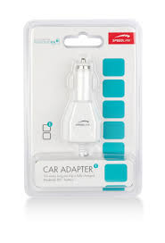 Speed-Link Car adapter for NDSi, white